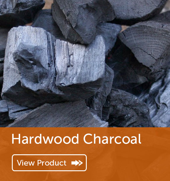 Export of Hardwood Charcoal in Nigeria & Ghana