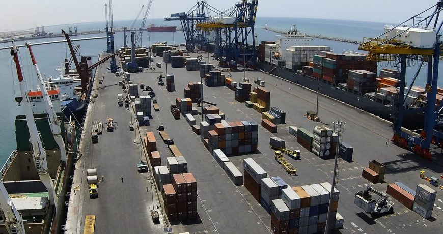ghana seaport